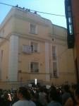 El miércoles 15J hemos parado el primer desahucio en Madrid