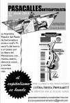 Pasacalles anticapitalista por la ribera del Manzanares