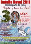 "Batalla Naval 2011: ""mójate y toma tu plaza"""