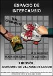 17 Dic: Espacio de Intercambio y Certamen de Villancicos Laicos en Olavide (Chamberí)