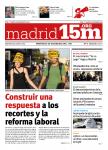 Presentación periódico Madrid15M