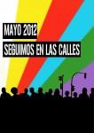 Programa de acciones Madrid Mayo 2012 #12M15M