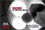 "Cinefórum: ""Sicko"", de Michael Moore, miércoles 12S"