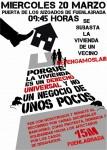 Jornada de lucha contra los desahucios: miércoles 20M en #Fuenlabrada