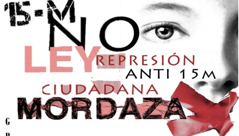 ¡¡Urgente!! Reunión Grupo Motor contra Ley Mordaza 3-febrero