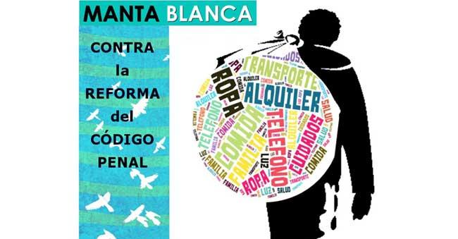 #22F - Contra la Repenalización de la Manta en el Código Penal