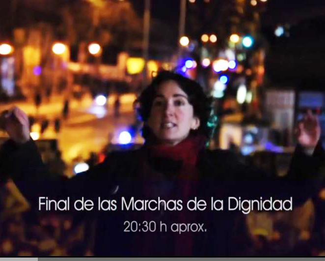 APM - Comunicado contra la Represión - #22M