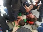 Ante las agresiones policiales de hoy en #stopdesahucios de Verónica y su hija