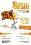 3er aniversario Asamblea Comarcal 15M Sierra Noroeste