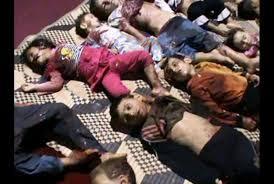 niños asesinados