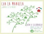 Asamblea Vivienda Centro arrebata 19 alquileres sociales a La Caixa #LaManuelaGana