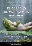 CHARLA-DEBATE EL DERECHO A LA PEREZA… EL DERECHO DE VIVIR LA VIDA Viernes 24