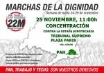 MARCHAS DE LA DIGNIDAD SEMANA DE LUCHA del 24 al 29 Noviembre