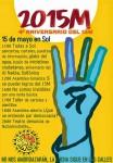 15M 2011-2015, 4 AÑOS YA!!! ¡LA LUCHA CONTINUA!