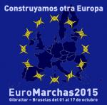 ¡¡CONSTRUYAMOS OTRA EUROPA, EUROMARCHAS 2015!!